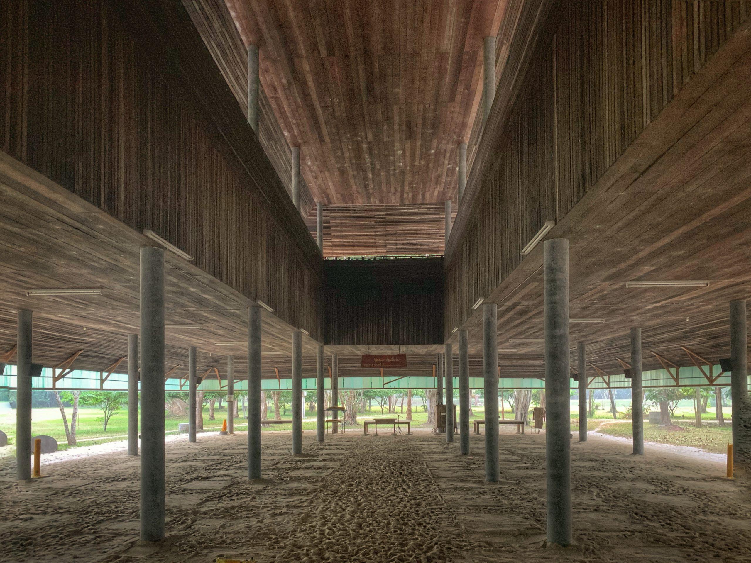 Meditation hall no 5